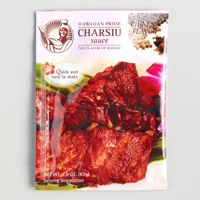 Hawaiian Pride Charsiu Sauce, Set of 6