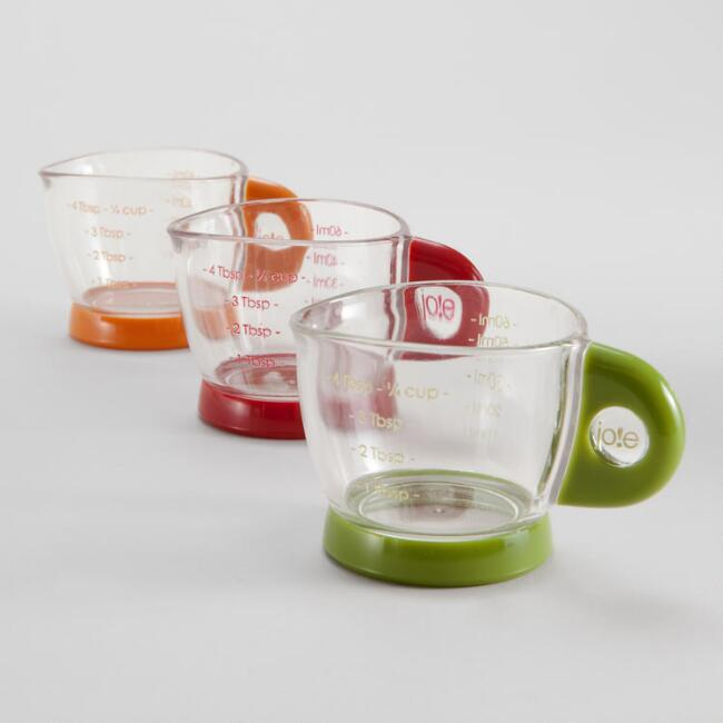 Mini Measuring Cup, Set of 3