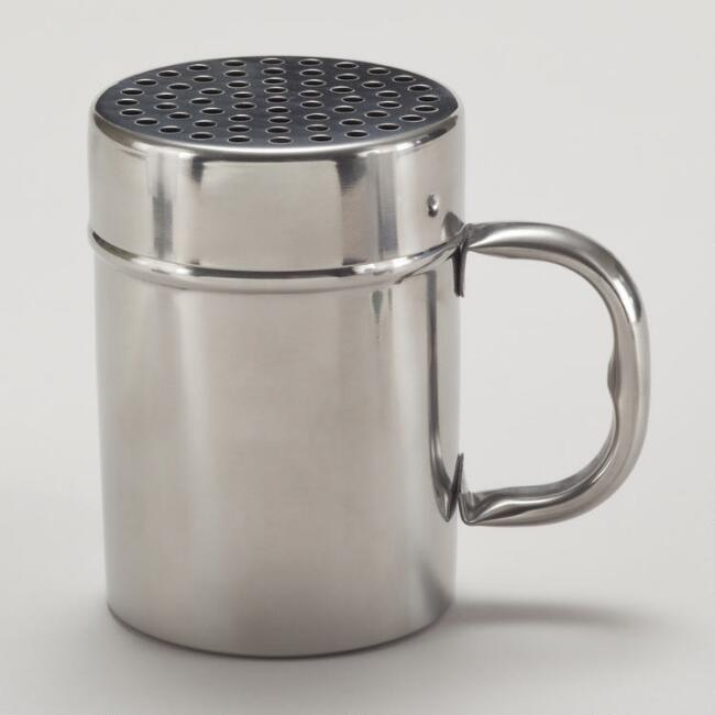 Stainless Steel Large-Holed Shaker