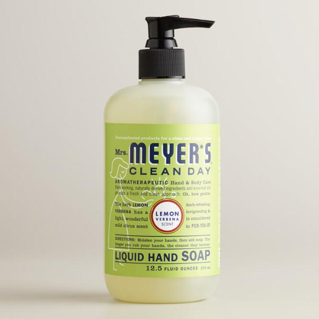 Mrs. Meyer's Lemon Verbena Hand Soap