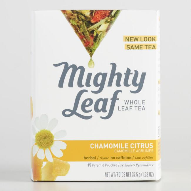 Mighty Leaf Chamomile Citrus Tea, 15-Count
