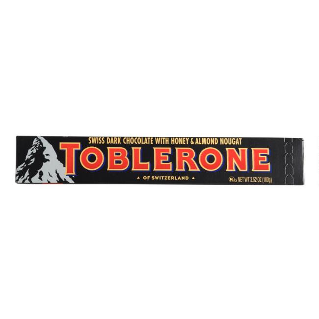 Toblerone Dark Chocolate Bar Set of 5