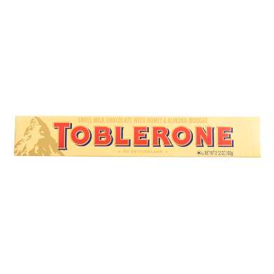 Toblerone Milk Chocolate Bar Set of 5