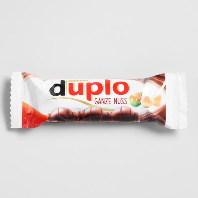Ferrero Duplo Wafer and Hazelnut Chocolate Bar