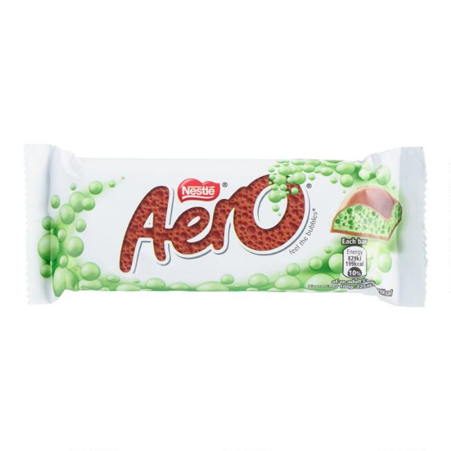 Nestle Aero Peppermint Milk Chocolate Bar Set of 6