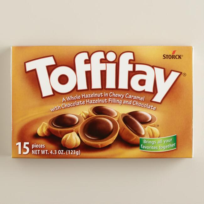 Toffifay Candy