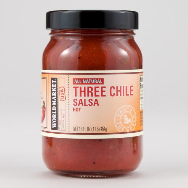 World Market® Three Chile Salsa