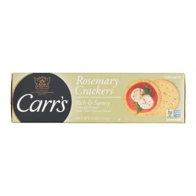 Carr's Rosemary Crackers Set Of 12