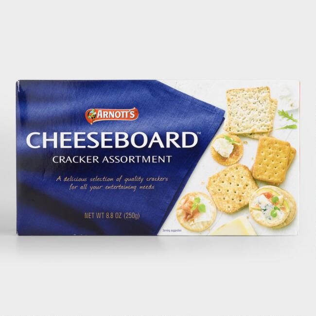 Arnott's Cheeseboard Cracker Assortment