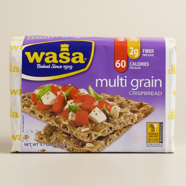 Wasa Multi Grain Crispbread, Set of 12
