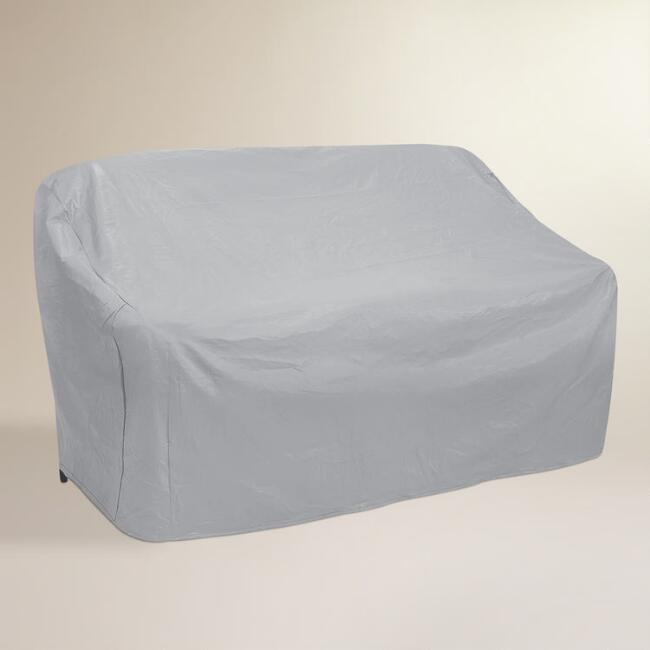 Three Seat Outdoor Sofa Cover