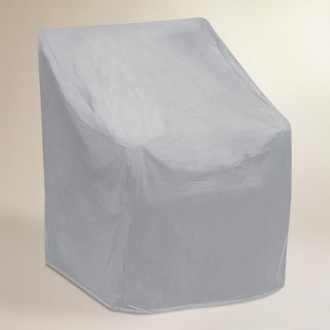 Large Outdoor Wicker Chair Cover