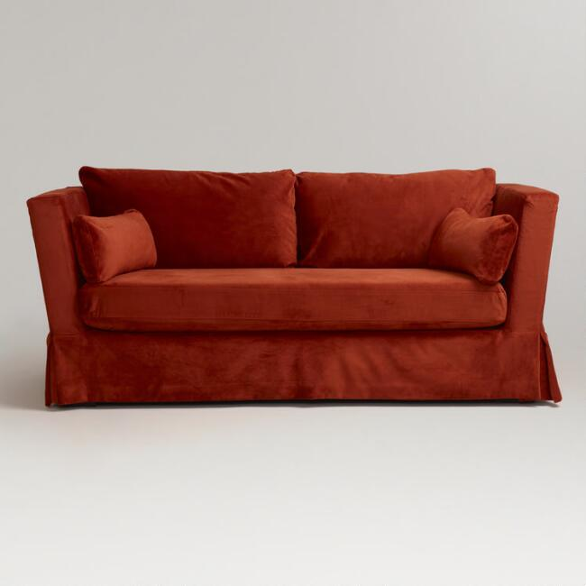 Nutmeg Crosby Sofa