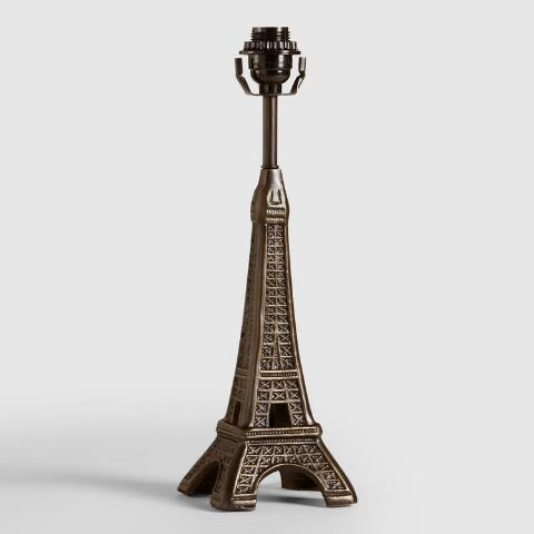 Eiffel Tower Accent Lamp Base. Previous. v3. v1. v2 - Eiffel Tower Accent Lamp Base World Market