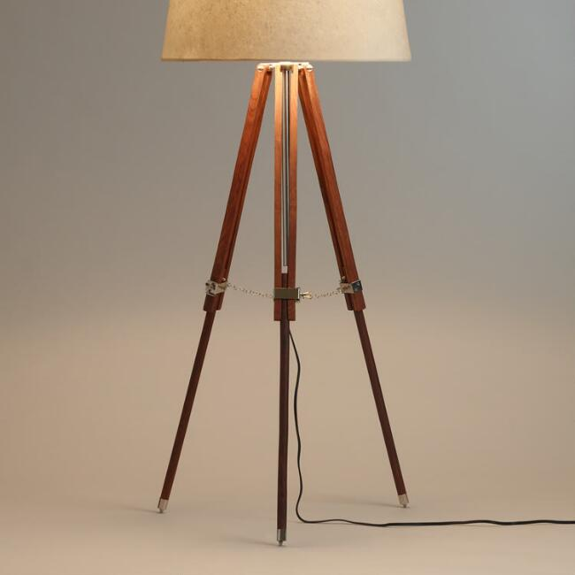 Telescope Floor Lamp Base