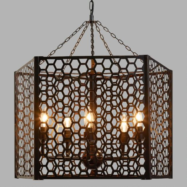Honeycomb Chandelier