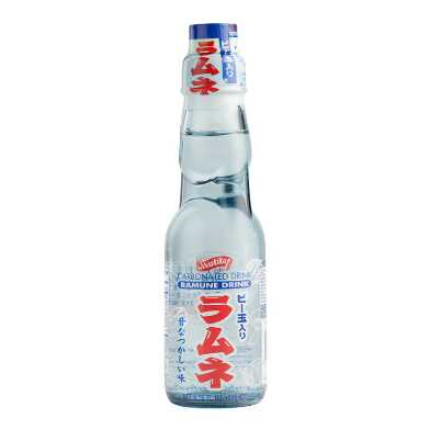Shirakiku Ramune Original Soda