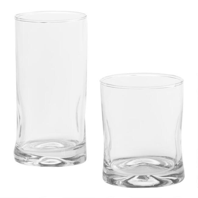 Impressions Glassware Collection