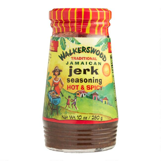 Walkerswood Jamaican Jerk Seasoning Set Of 2