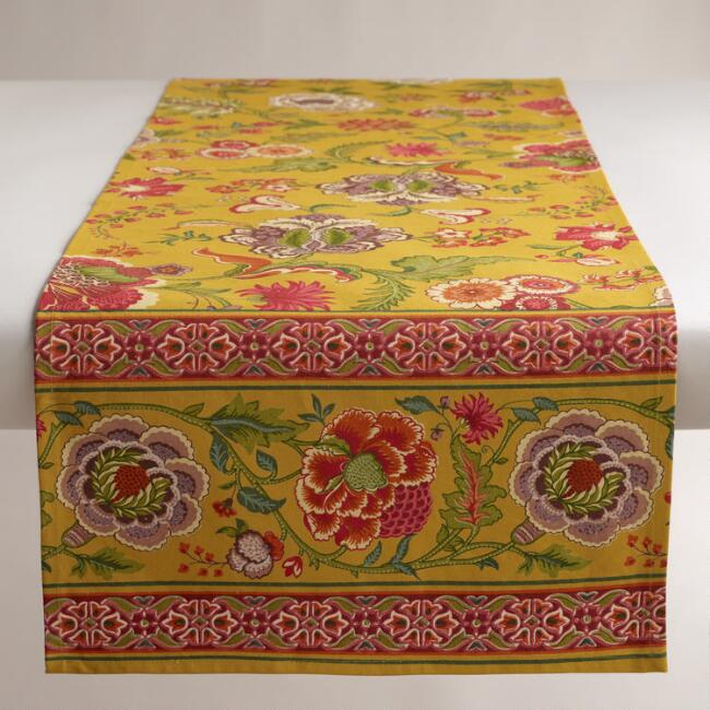 Linley Floral Table Runner
