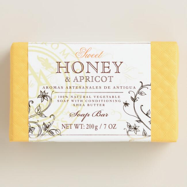 AAA Honey and Apricot Soap