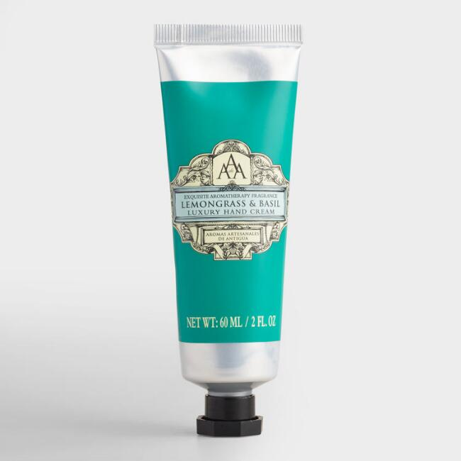 AAA Lemongrass & Basil Hand Cream