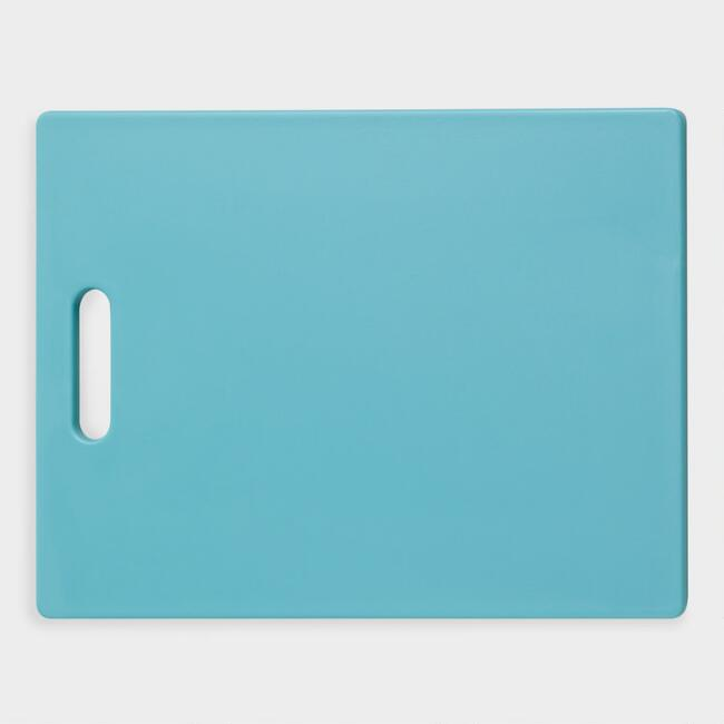 Aqua Cutting Board