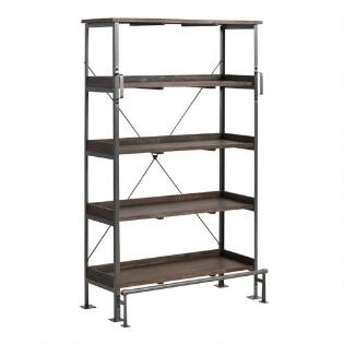 emerson shelving - Steel Bookshelves