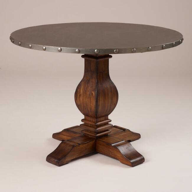 Cooper Round Dining Table World Market - Cooper end table