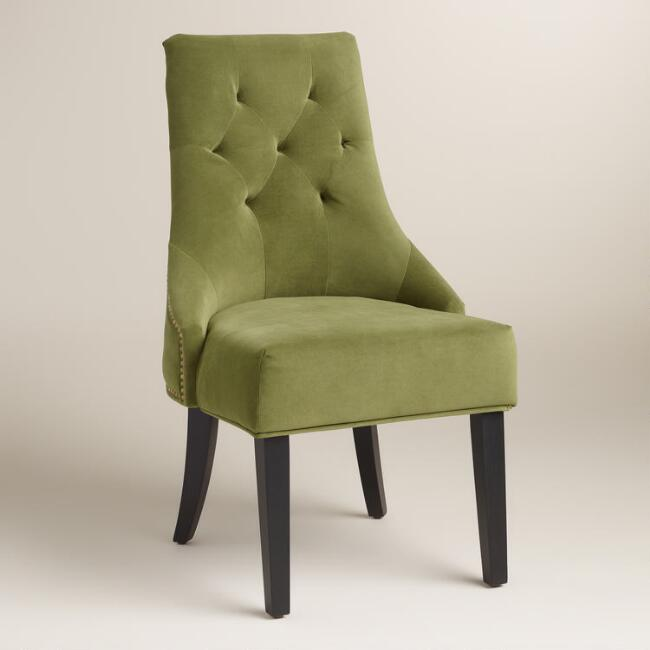 Olive Lydia Dining Chairs, Set of 2