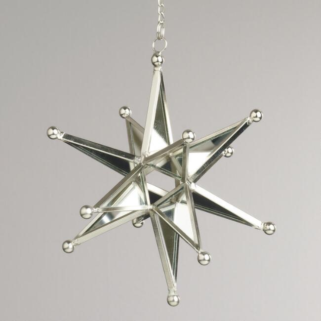 Moravian-Style Star Wall Decor