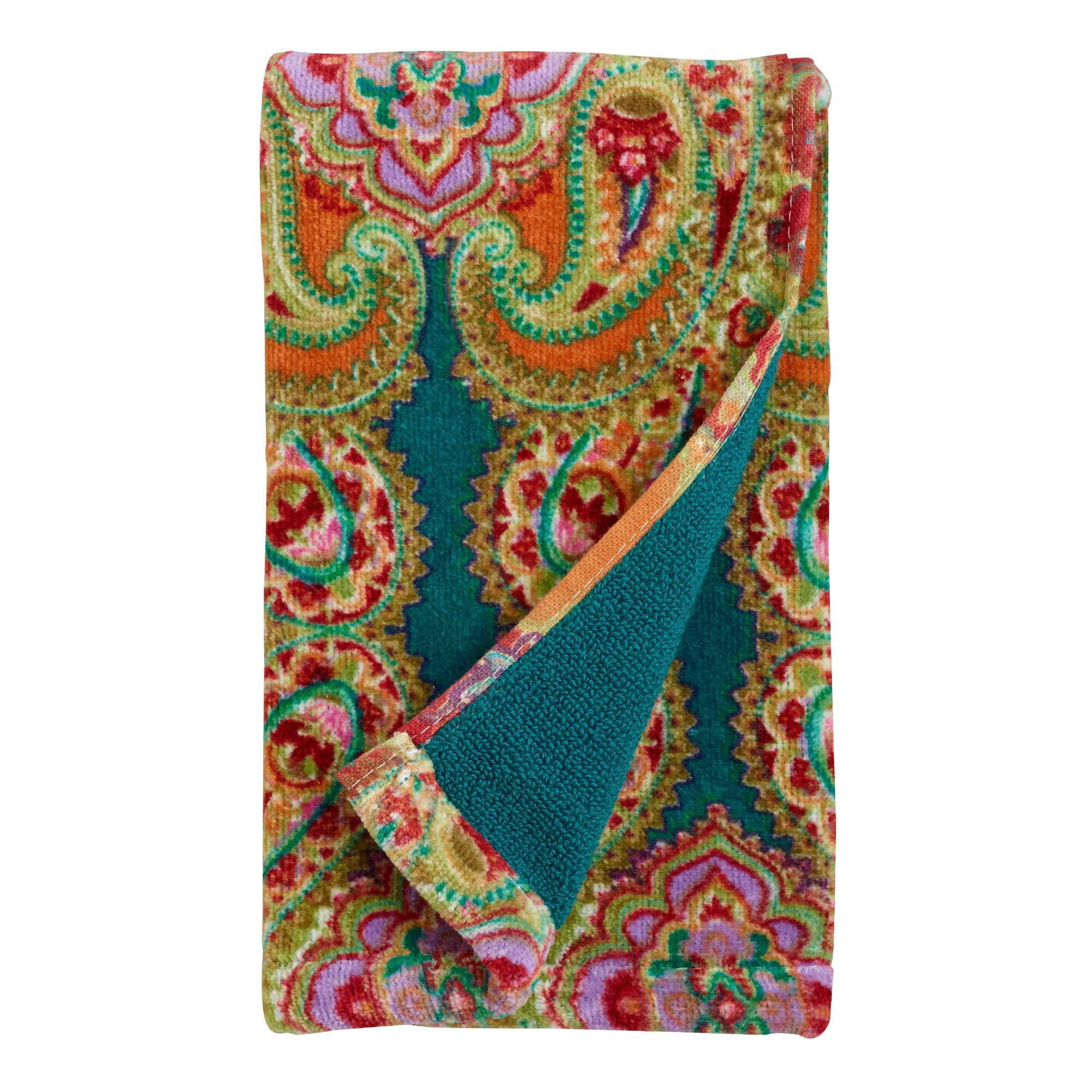 Venice Hand Towel - Cotton by World Market