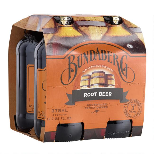 Bundaberg Root Beer 4 pack