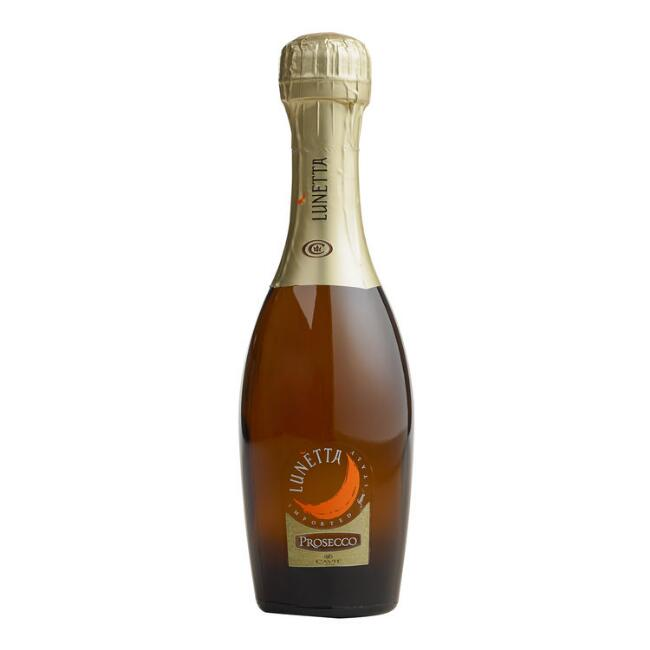 Lunetta Prosecco Split Bottle