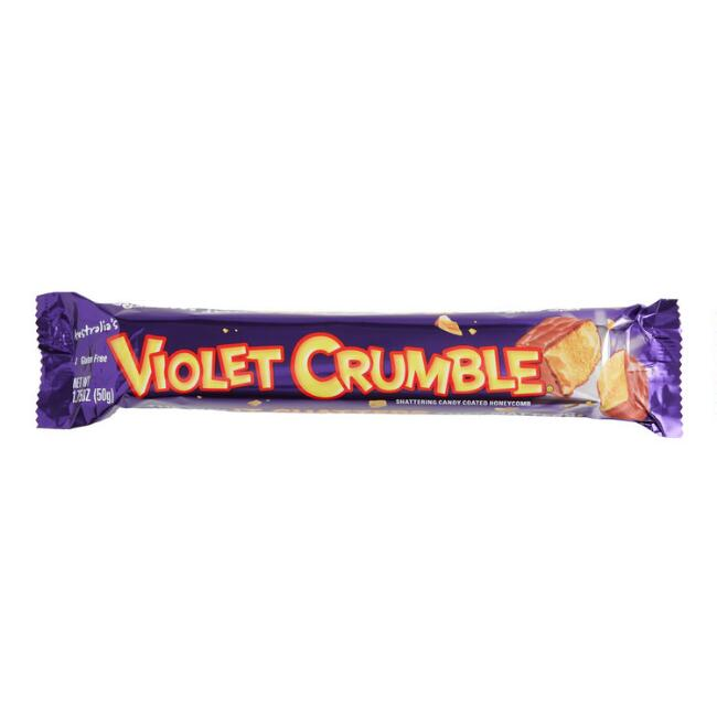 Nestlé Australia Violet Crumble Bar Set of 6
