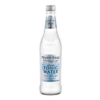 Fever Tree Light Tonic Water Set of 8