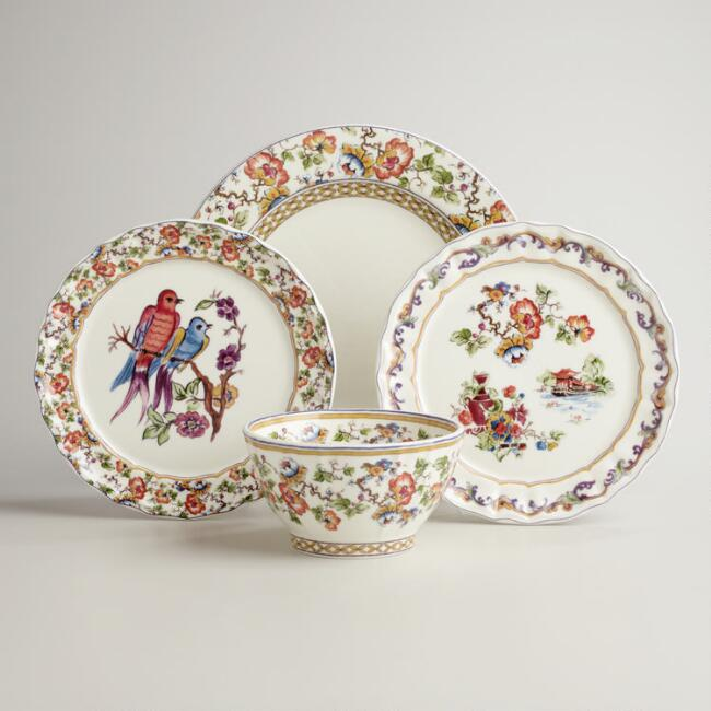 Claudette Dinnerware Collection