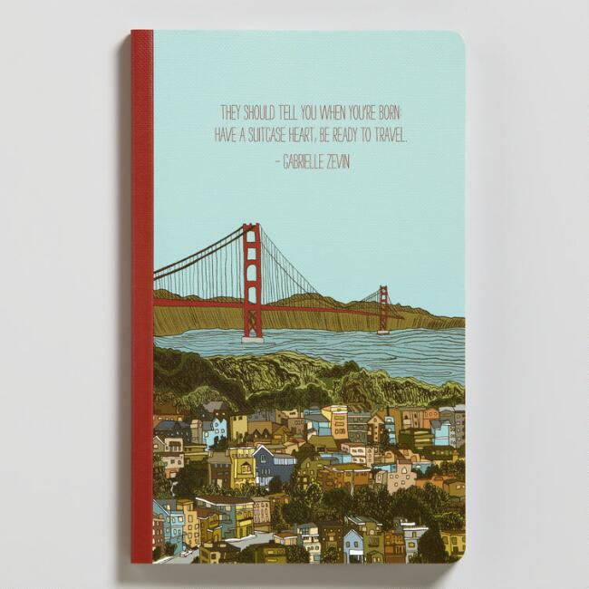 San Francisco They Should Tell You Journal