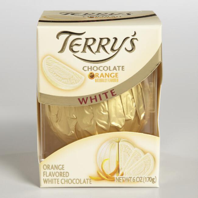 Terry's White Chocolate Orange