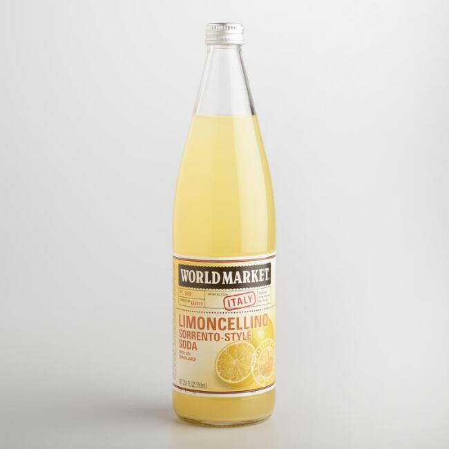 World Market® Limoncellino Soda