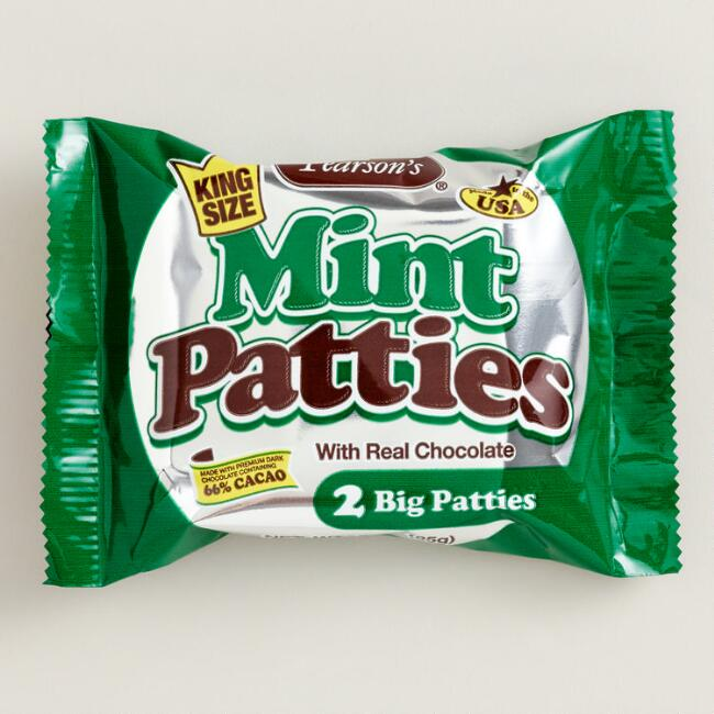 Pearson's King Size Mint Patties