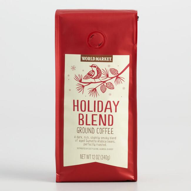 World Market® Holiday Blend Coffee, Set of 6