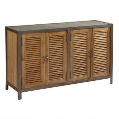 Double Holbrook Sideboard