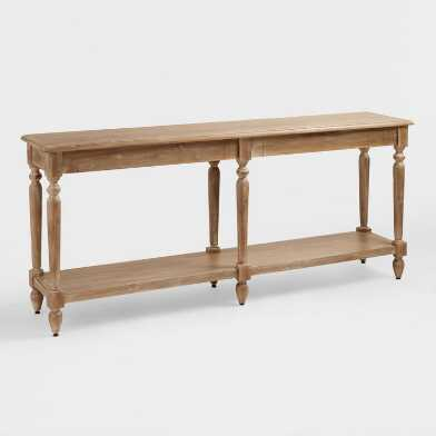 Console & Foyer Tables