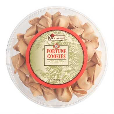 Asian Passage Fortune Cookies Tub