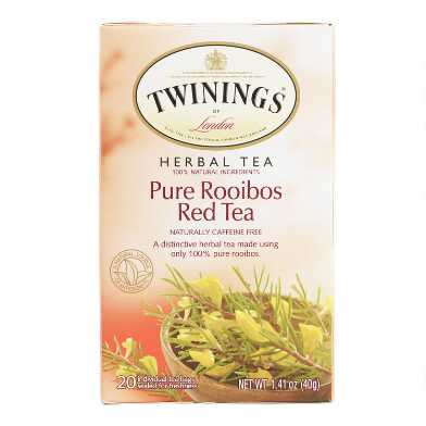 Twinings African Rooibos Tea, Set of 6
