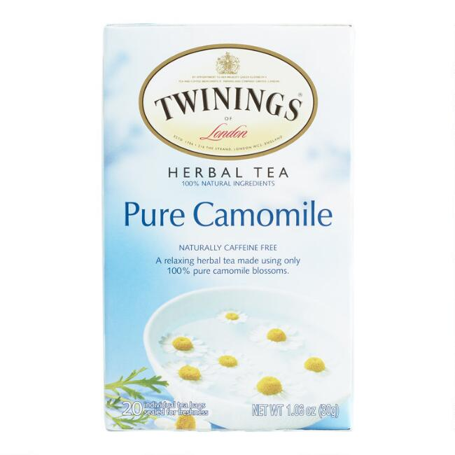 Twinings Pure Camomile Tea 20 Count