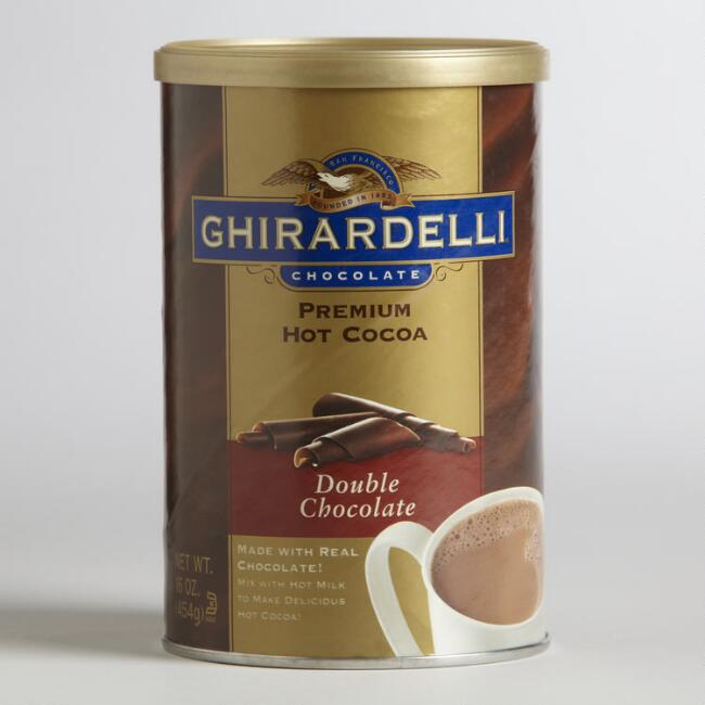 Ghirardelli Double Chocolate Hot Cocoa