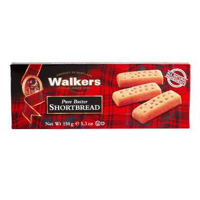 Walkers Shortbread Fingers Box Set of 12