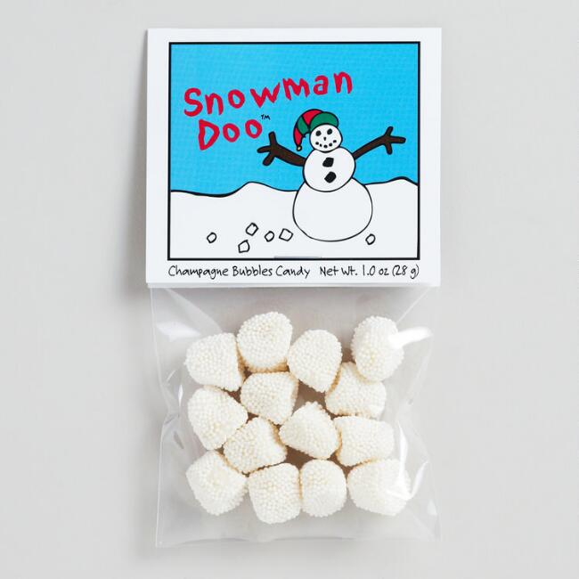 Snowman Doo, Set of 12